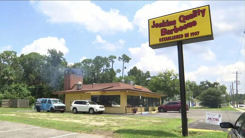 Jenkins Barbecue thriving during pandemic
