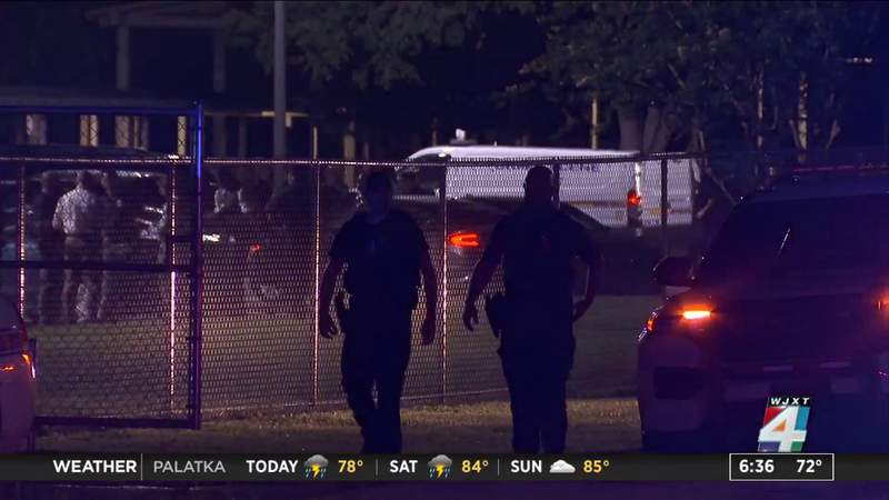 Several In Custody After Gun Pointed At Detective