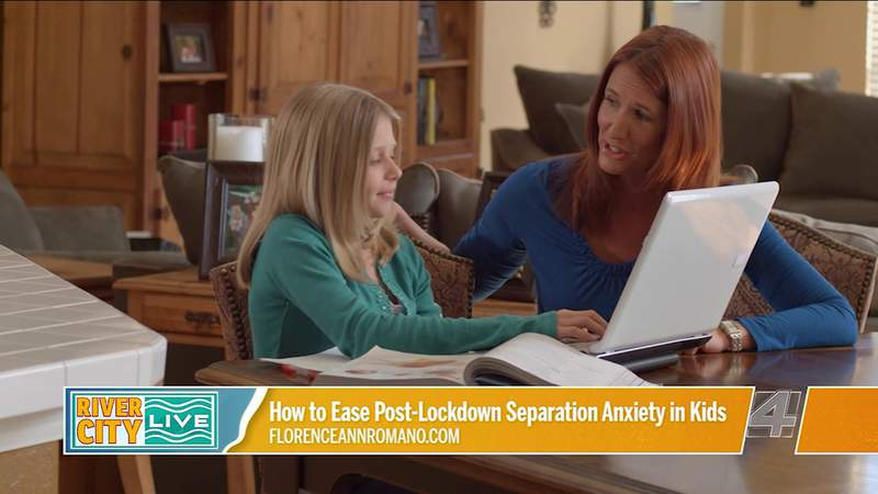 How to Ease Post-Lockdown Separation Anxiety in Kids with Florence | River City Live