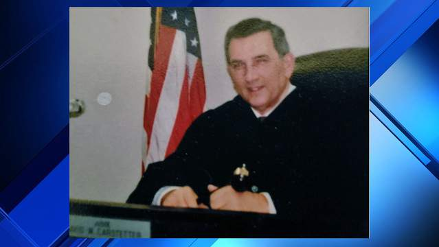 Judge David W. Carstetter