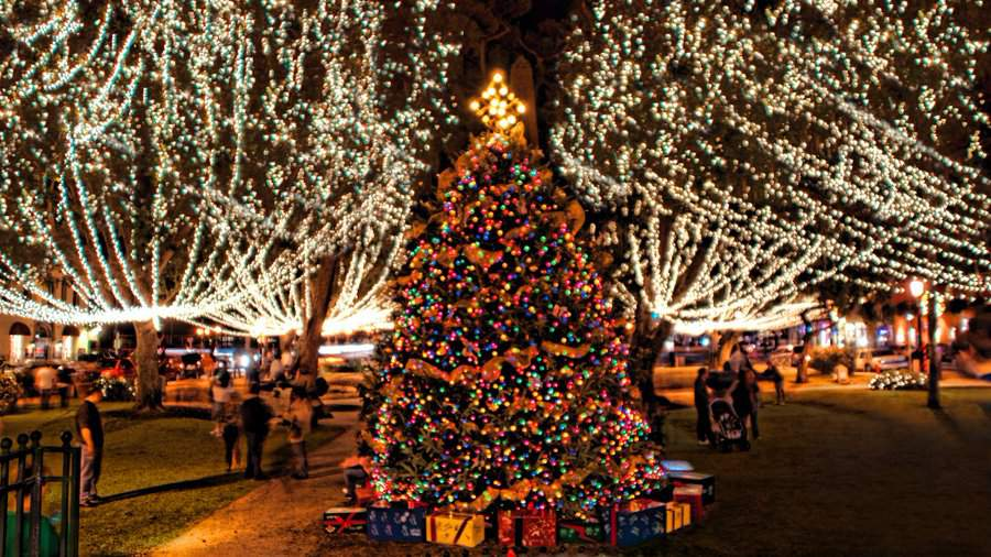 Holiday holics rejoice! St. Augustine's Nights of Lights to begin