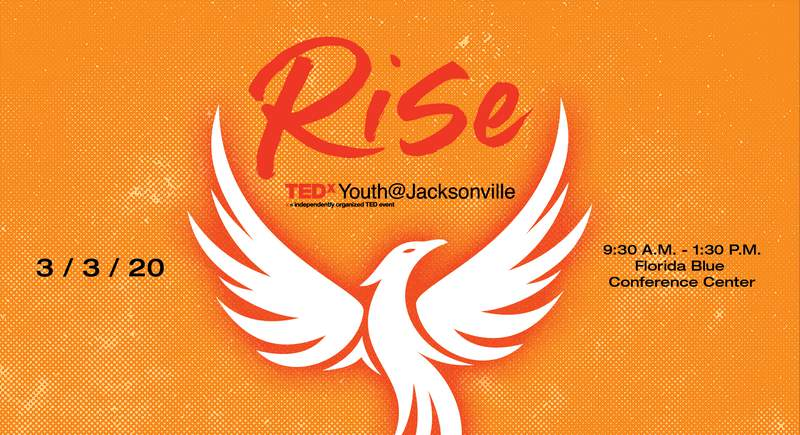 The TEDxYouth@Jacksonville conference times have changed