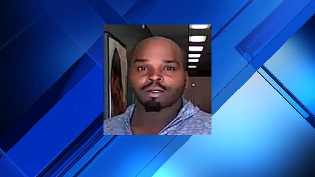 Jacksonville Sheriff's Office photo of man who police say they're searching for,