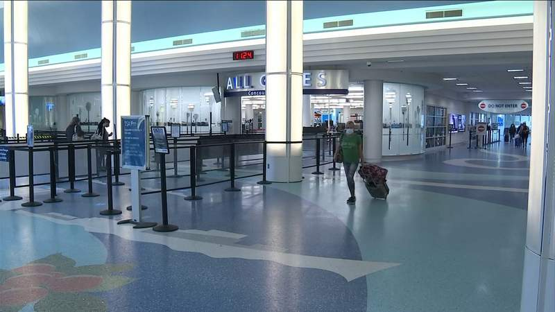 Haven't been to the airport lately? What you need to know ahead of the holidays