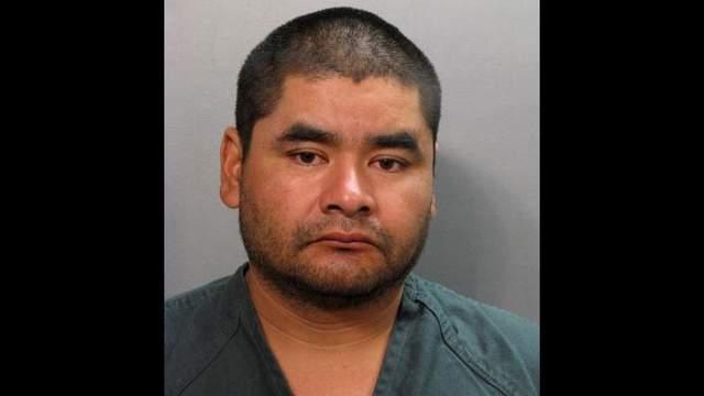 Jacksonville Sheriff's Office booking photo ofJacobo Brinoes Anaya