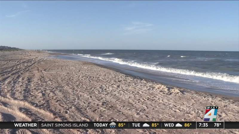 The Risk of Rip Currents