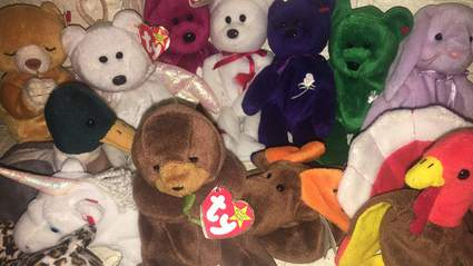 Your Old Beanie Babies Could Be Worth Big Bucks