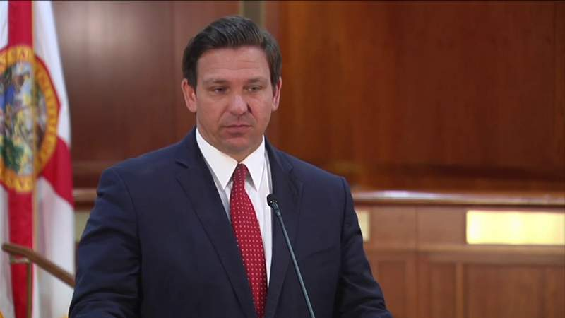 DeSantis fires back after YouTube removes COVID-19 roundtable clip