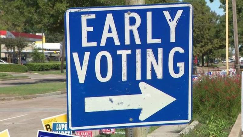 These Harris County early-voting polling places will be open 36 hours starting Thursday