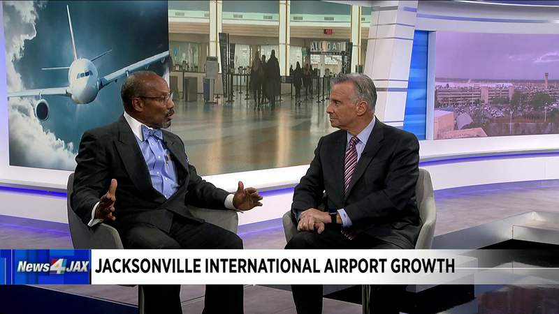 Jacksonville International Airport expected to grow