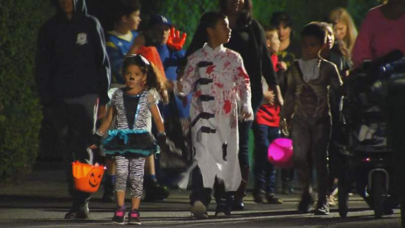 CDC director on kids trick-or-treating: 'If you're able to be outdoors, absolutely'