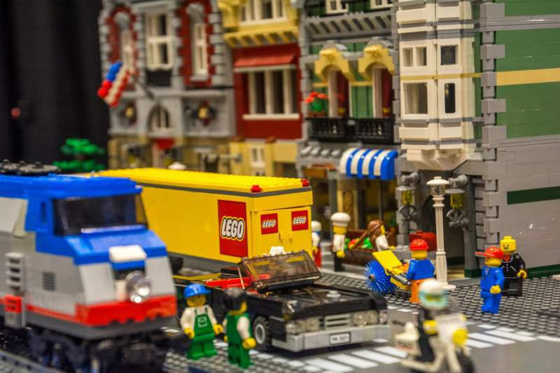Jacksonville is going to have its first ever LEGO convention.