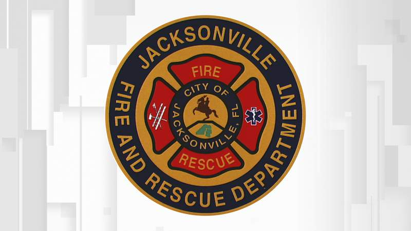 JFRD rescues seven people from a boat taking on water near the Mayport Boat Ramp Saturday night.
