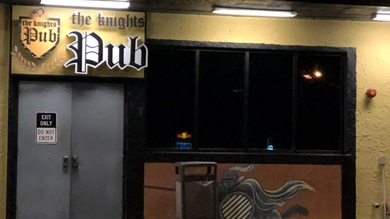 The alcohol license has been suspended at a UCF-area bar after patrons and employees tested positive for the coronavirus.