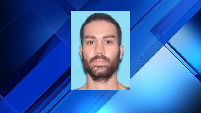 Photo of Timothy Hapsis provided by Neptune Beach Police Department