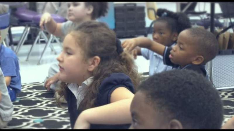 Kindergarten enrollment opens up May 3 for Duval students