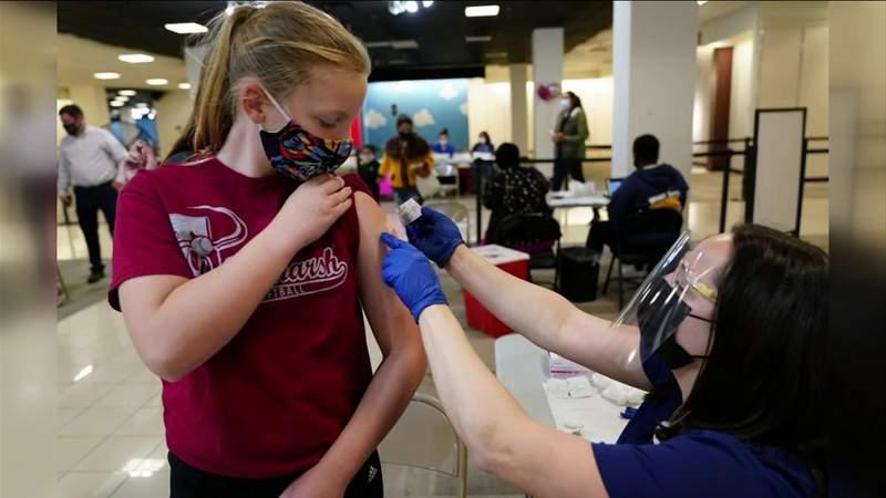 Pfizer Vaccine Minimum Age Drops To 12 To 15