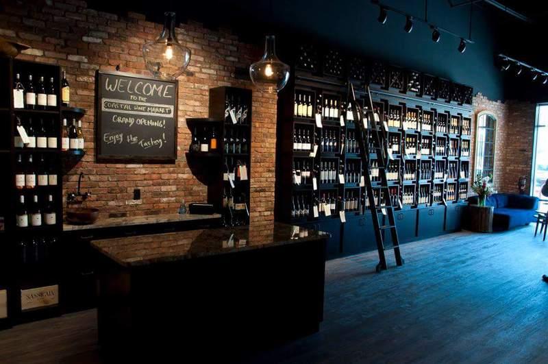 Facebook: Coastal Wine Market & Tasting Room