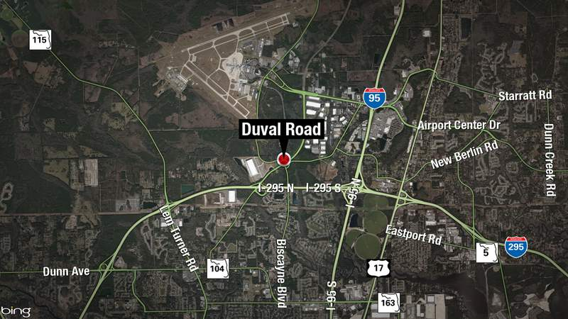 One dead on Duval Road