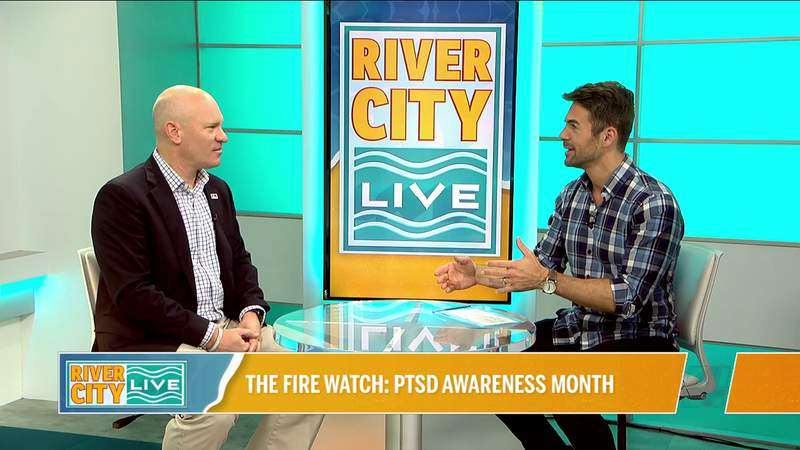 PTSD Awareness Month: The Fire Watch | River City Live