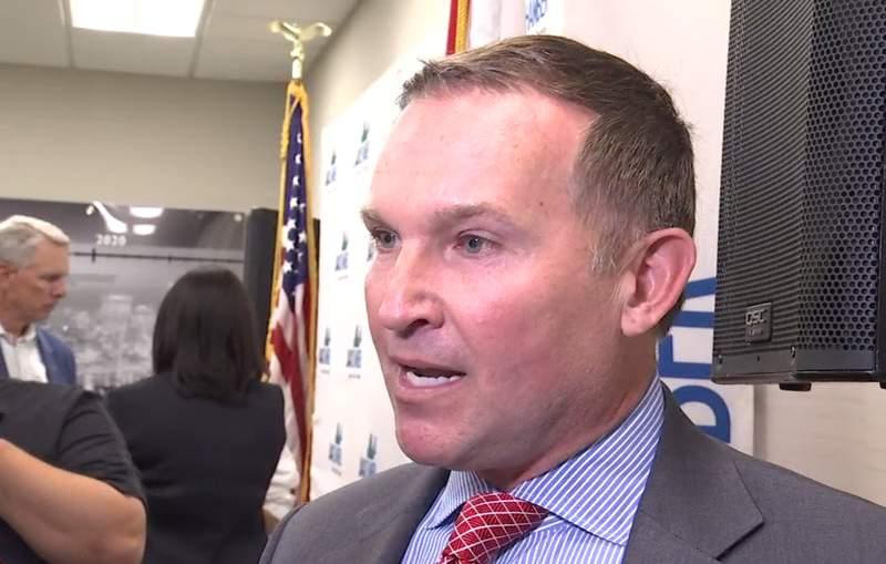 Jacksonville Mayor Lenny Curry (file photo)