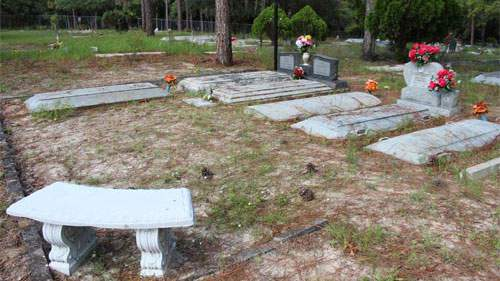 Rose Hill Cemetery is nominated to the National Register of Historic Places for local significance in the areas of Ethnic Heritage/Black and Social History for its association with racial segregation practices, the development of Tarpon Springs' African American community, and as a site at which community members maintained Southern and African American burial practices.