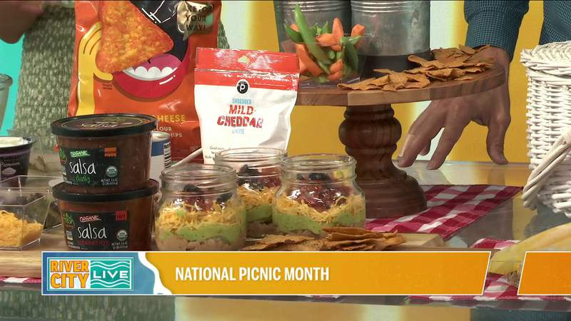 Healthy Snacks for National Picnic Month   River City Live