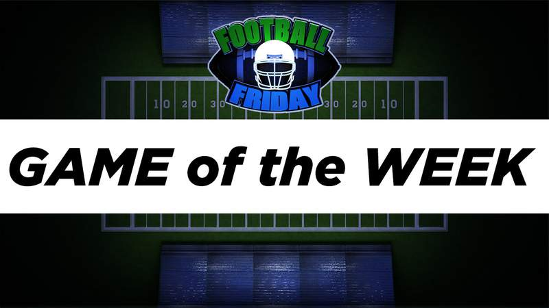 Football Friday Game of the Week