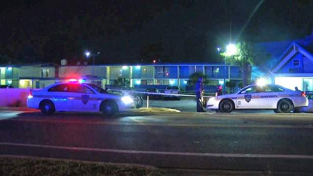 Person Shot At Budget Inn On Westside