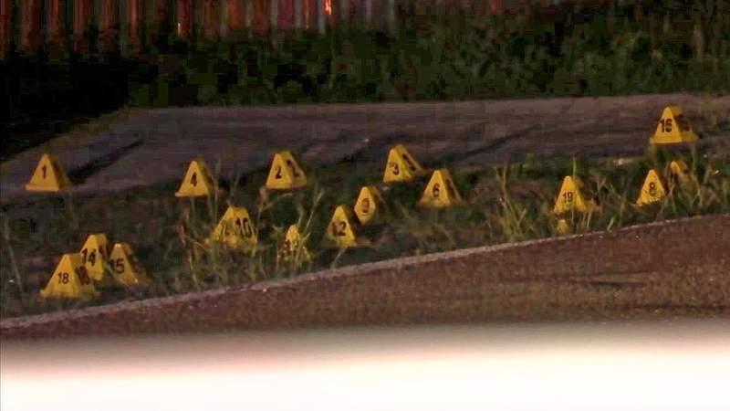 Pregnant woman shot overnight on 300 Block of Woodbine Street