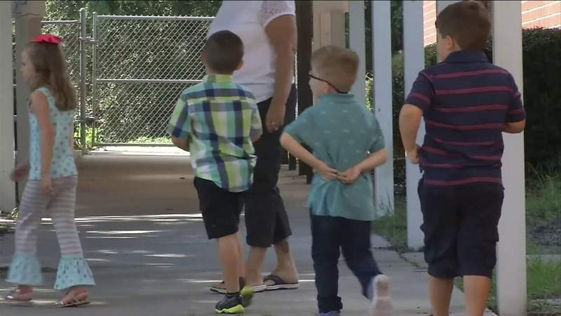Schools reopening having parents concerned