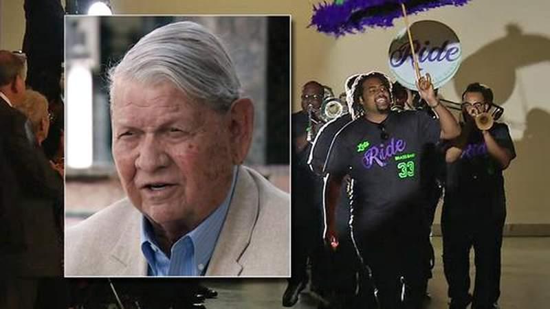 WATCH AGAIN: Celebration of Life for Mayor Jake Godbold