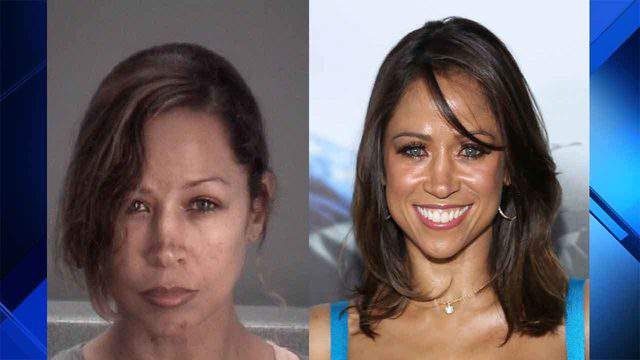 """Stacey Dash, who appeared in the 1995 movie """"Clueless,"""" was arrested on a domestic battery charge in Florida."""