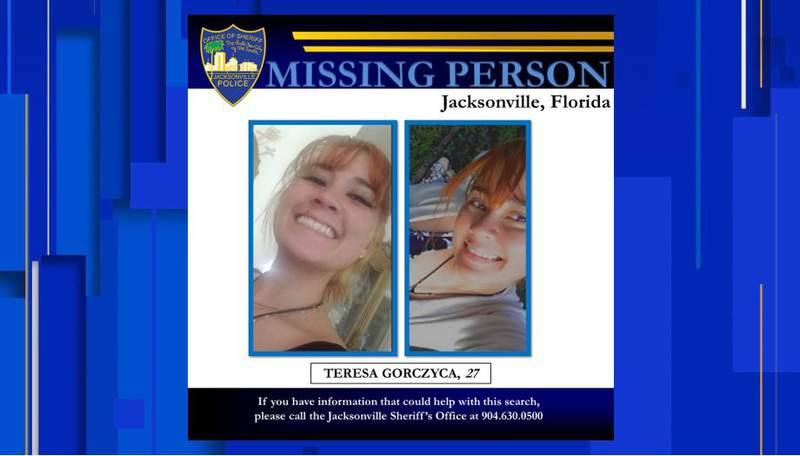 JSO searching for missing 27-year-old woman