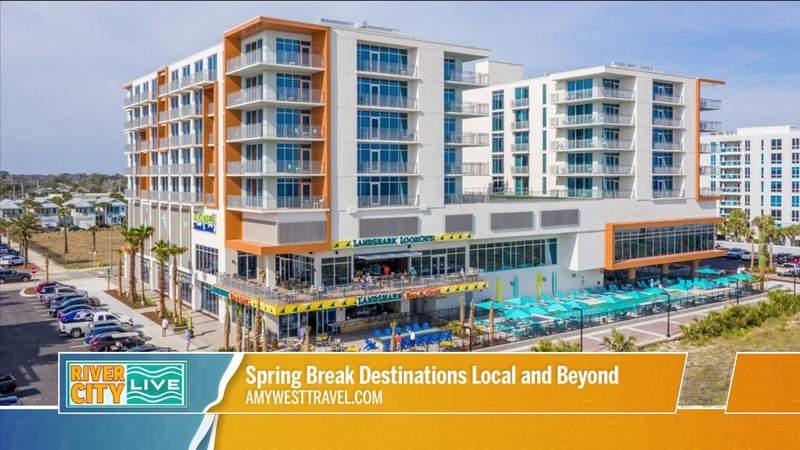 Spring Break Destinations Local and Beyond   River City Live