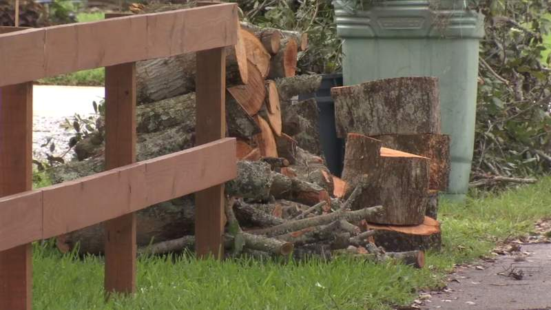 Neptune Beach resident knows importance of preparing for a storm