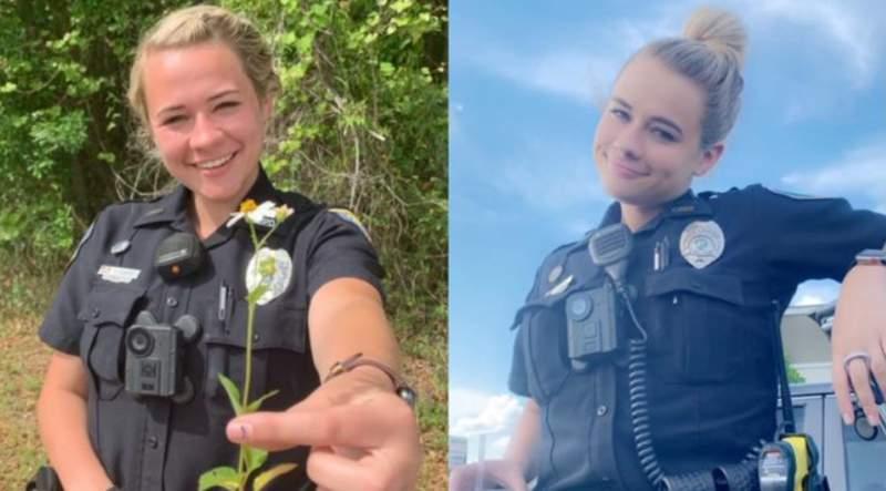 Officer Taylor Sapp