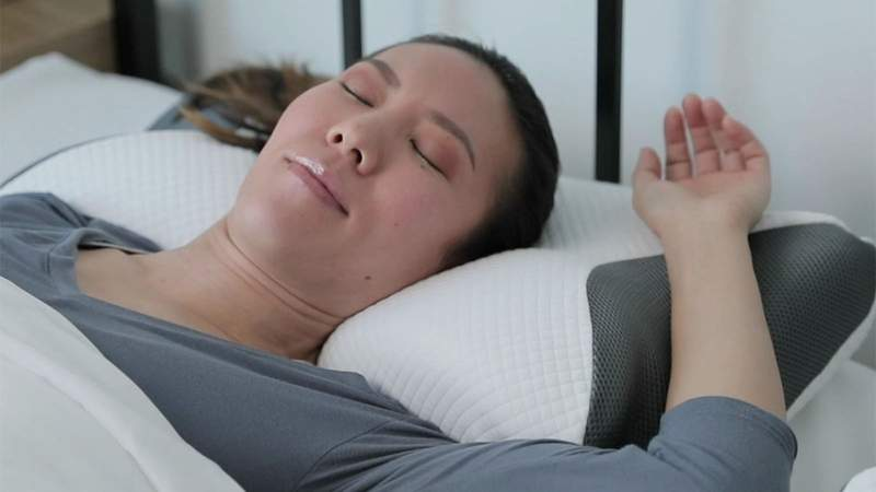 Sleep more comfortably and get a full night's rest.