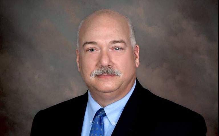 Waycross District Attorney George Barnhill