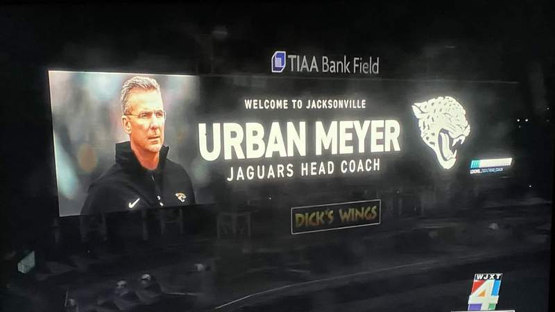 'Ready to start a new chapter:' Reaction to Jaguars hiring Urban Meyer