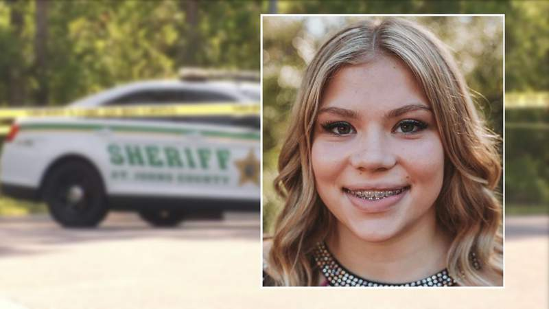 St. Johns County annonces teen arrested in killing of 13-year-old girl