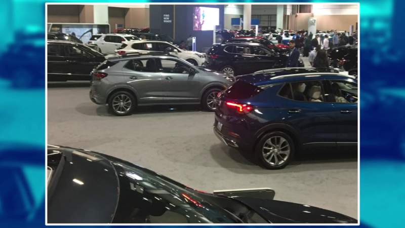 Hours and ticket prices for the Jacksonville International Auto Show