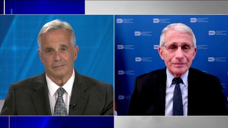 UNCUT: Interview with Dr. Anthony Fauci