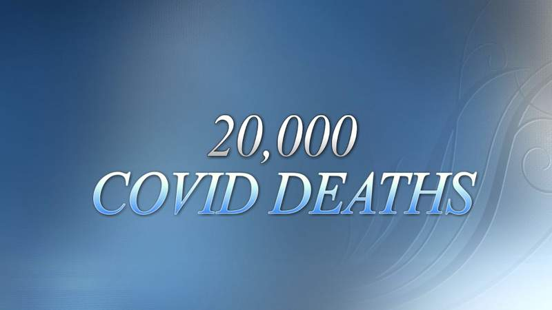 Georgia surpasses 20,000 Covid deaths