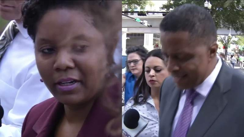 Reggie Brown and Katrina Brown to report to prison
