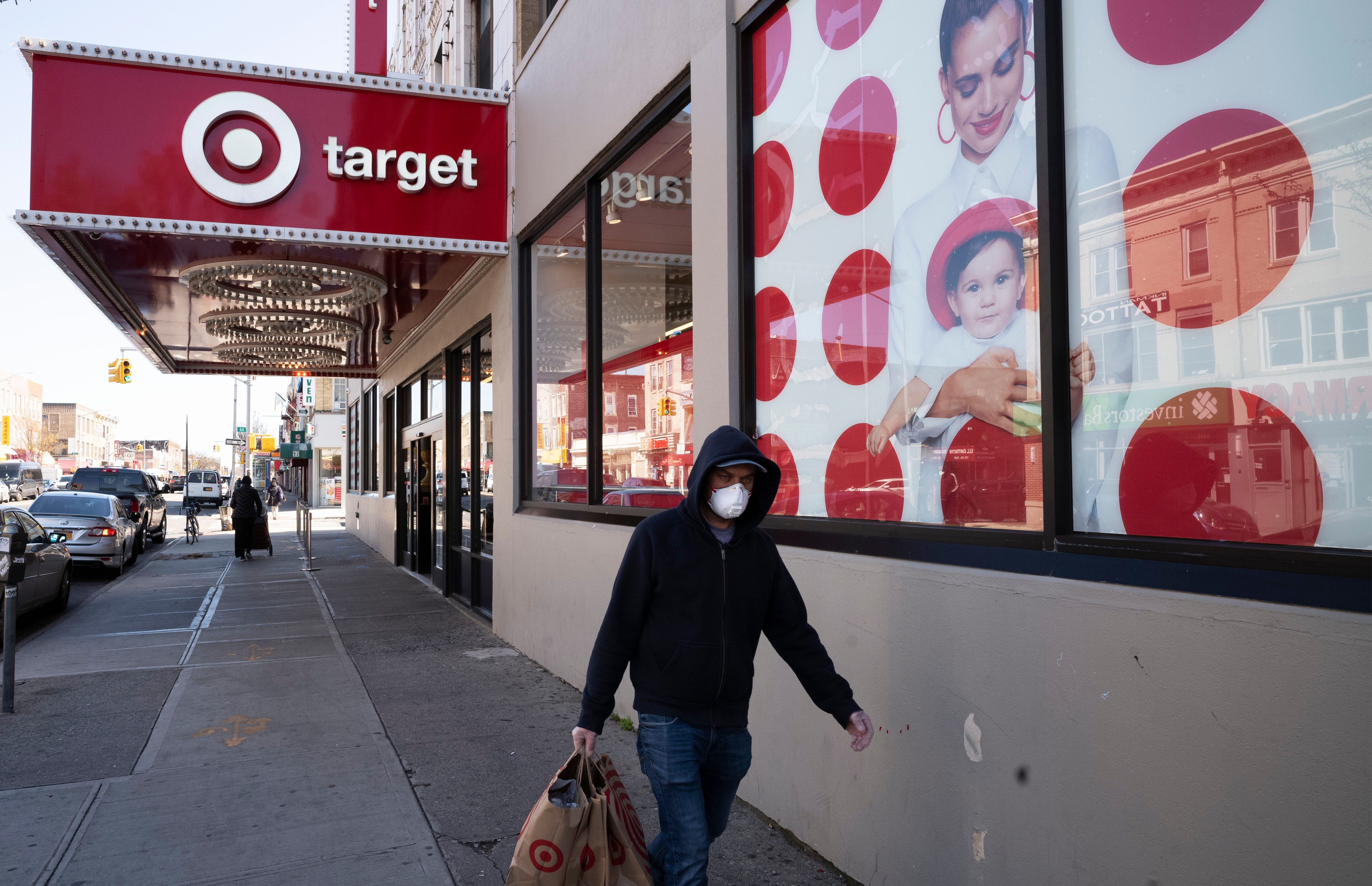 Target keeps sales momentum going during pandemic