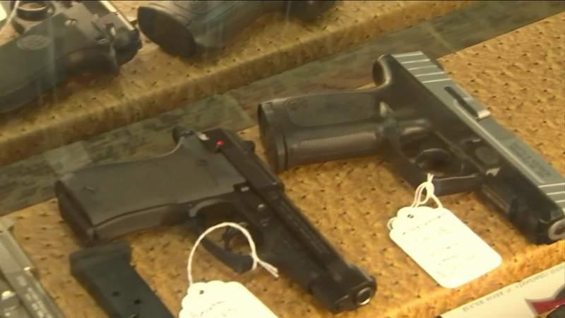 FDLE: Gun background checks up 71% in year's first 10 days