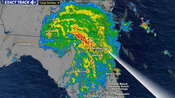 Heavy rains and tornado threat continues into the evening