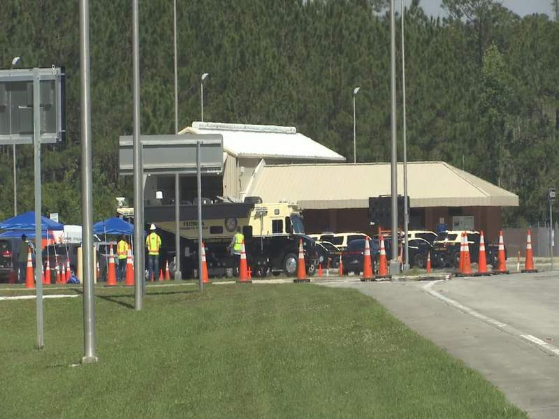 Two months ago, Gov. Ron DeSantis ordered the Florida Highway Patrol to set up a checkpoint near the Florida-Georgia border to screen for travelers coming from COVID-19 hot spots like New York City.