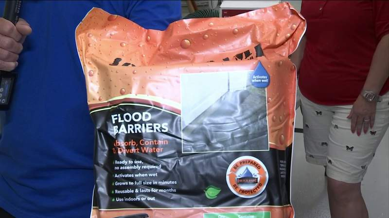 A little effort now can prevent water damage during hurricane season
